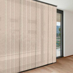 Panel japonés bolonia lino