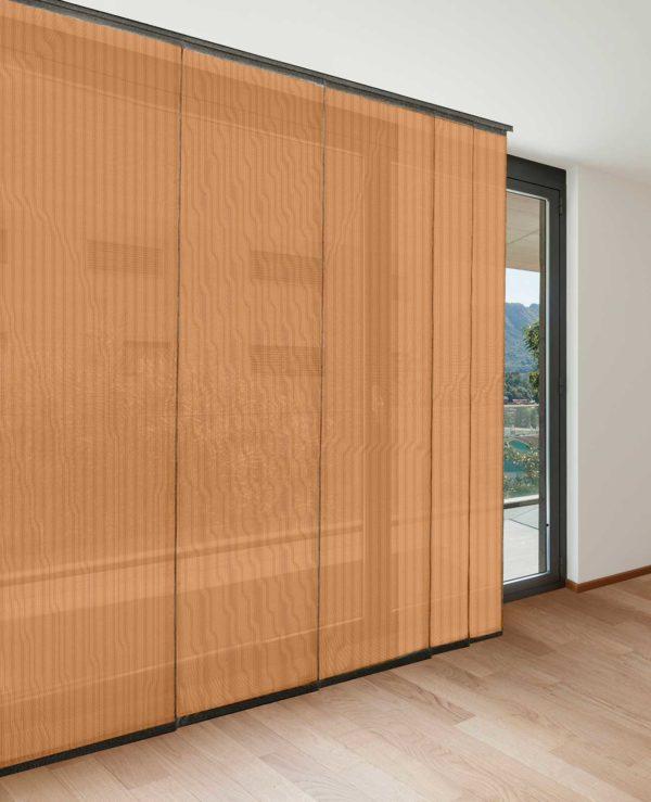 Panel japonés vinci cobre