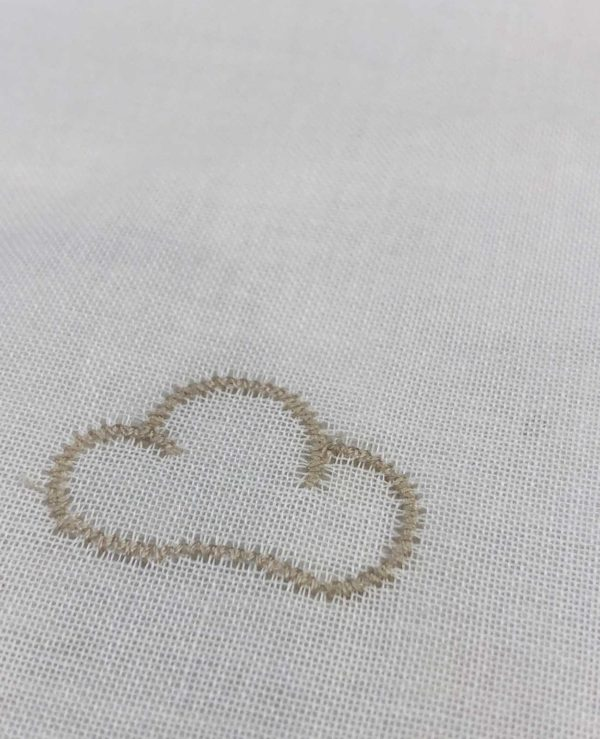 Estor paquetto nubes beige